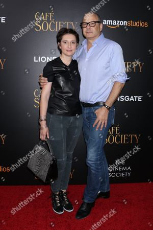 Delphine Krakoff and Reed Krakoff