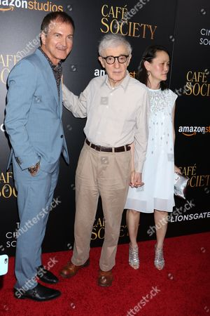 Edward Walson (Producer), Woody Allen and Soon-Yi Previn