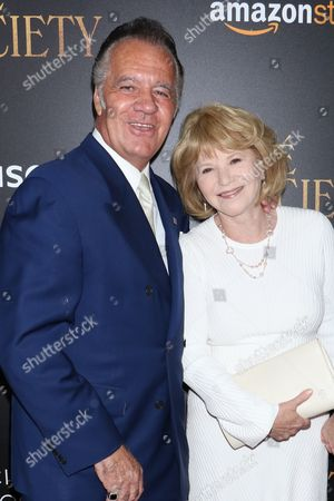 Tony Sirico and Letty Aronson, (Producer)