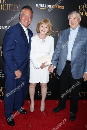 Tony Sirico, Letty Aronson, (Producer)