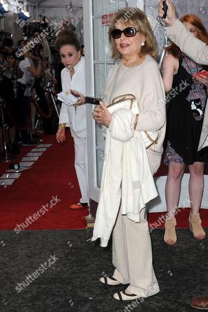 Stock Image of Barbara Walters