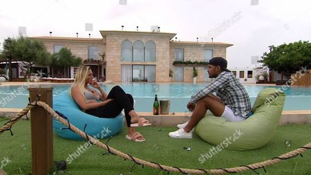 Editorial photo of 'Love Island', Series 2 TV show, Episode 30, Mallorca, Spain - 2016