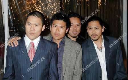Editorial image of 'ASK THE DUST' FILM PREMIERE PRESENTED BY PARAMOUNT PICTURES, LOS ANGELES, AMERICA - 02 MAR 2006