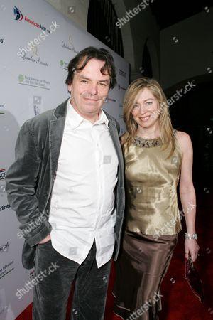 Stock Image of Neil Jordan and Brenda Rawn