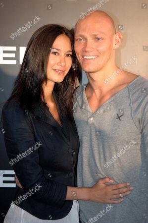 Lindy Rama and Michael Klim
