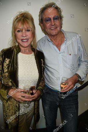 Pattie Boyd and Rod Weston