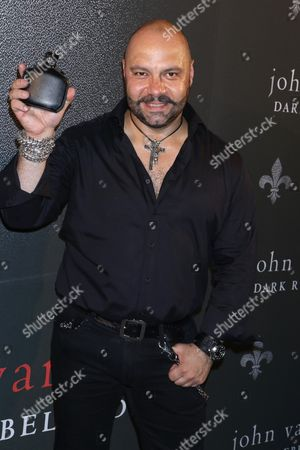 Editorial photo of John Varvatos Show, After Party, Spring Summer 2017, New York Fashion Week: Men's, USA - 14 Jul 2016