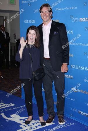 Nanci Ryder and Scott Fujita