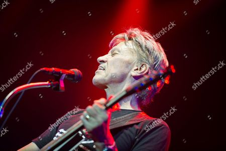Editorial image of Steppenwolf in concert, Tours, France - 02 Jul 2016