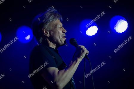 Editorial photo of Steppenwolf in concert, Tours, France - 02 Jul 2016
