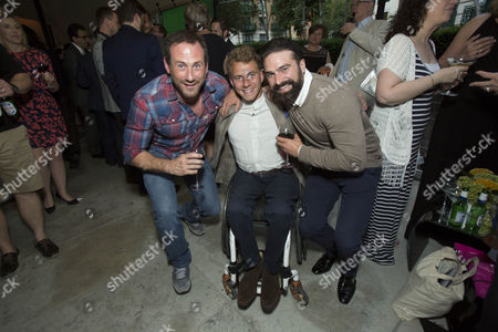 Jason Fox, Arthur Williams, Ant Middleton