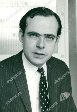 Editorial photo of Geoffrey Golden Director Of Publicity For Associated Newspapers. Box 672 115031625 A.jpg.