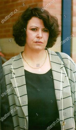 Editorial image of Jenny Cooper Whose 13-year-old Daughter Donna Cooper Was Killed By Carl Sherwood A 17-year-old Who Was Out On Bail After A Six-month Crime Spree. Box 672 111503163 A.jpg.