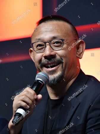 Stock Photo of Jiang Wen
