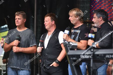 Editorial picture of 'Fox and Friends' All-American Summer concert series, New York, USA - 15 Jul 2016