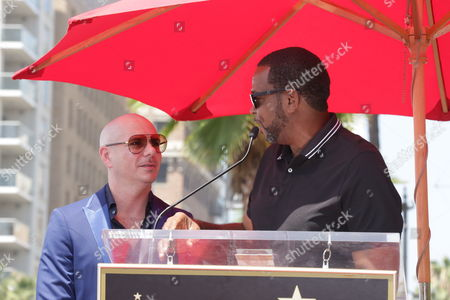Pitbull and Luther Campbell
