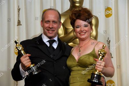 Eric Simonson and Corinne Marrinan