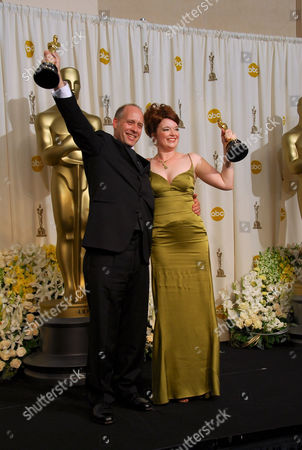 Editorial image of The 78th Academy Awards press room, Los Angeles, America - 05 Mar 2006