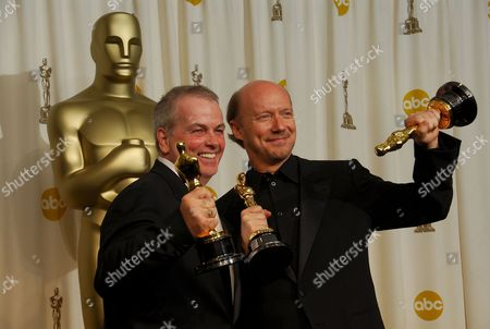 Bobby Moresco and Paul Haggis