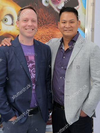Michael Thurmeier and Galen Tan Chu