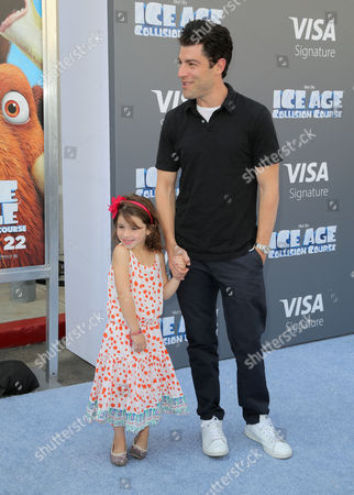 Editorial photo of +'Ice Age: Collision Course' film premiere, Los Angeles, USA - 16 Jul 2016