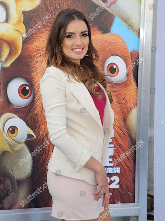 Stock Picture of Vannessa Vasquez