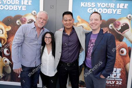 John Debney, Lori Forte, Galen T. Chu, Mike Thurmeier