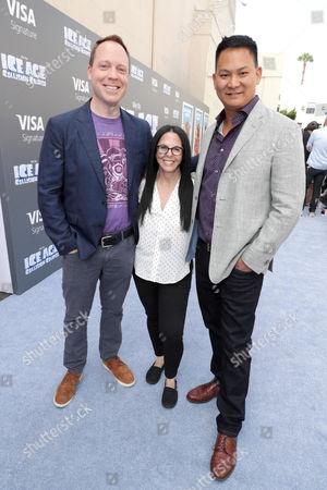 Mike Thurmeier, Lori Forte, Galen T. Chu