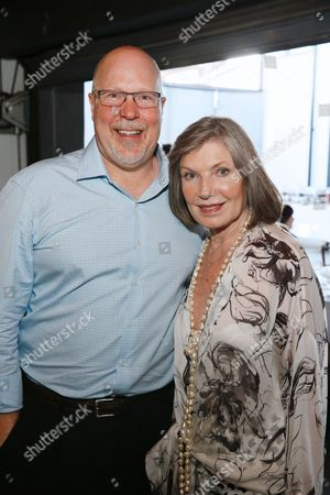 Greg Costello and Susan Sullivan