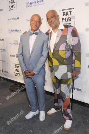 Russell Simmons, Danny Simmons