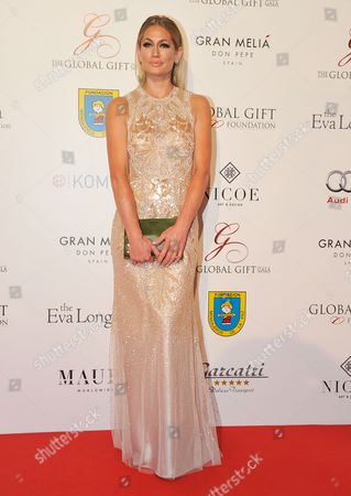 Editorial picture of Global Gift Gala, Marbella, Spain - 17 Jul 2016