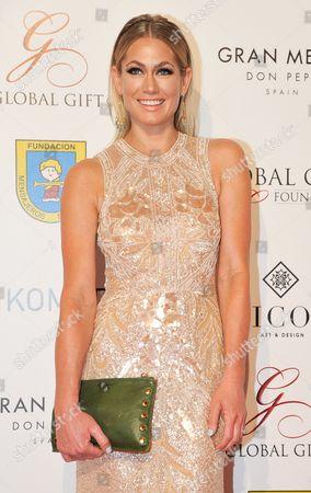 Editorial photo of Global Gift Gala, Marbella, Spain - 17 Jul 2016