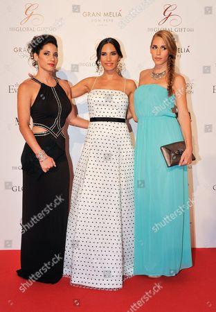 Laura Matinez, India Martinez, Deseada Martinez