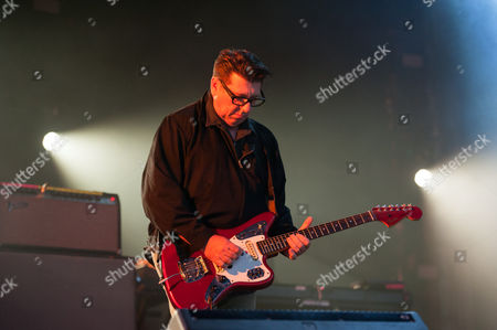 Will Sergeant - Echo And The Bunnymen