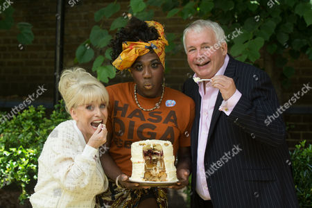 Editorial picture of West End Bake Off, London, UK - 16 Jul 2016