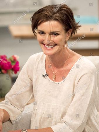 Editorial picture of 'Lorraine' TV show, London, UK - 18 Jul 2016