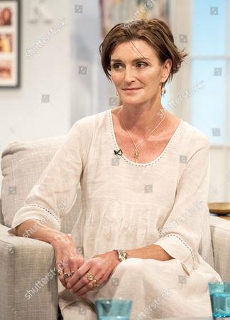 Editorial photo of 'Lorraine' TV show, London, UK - 18 Jul 2016