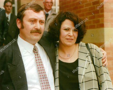 Stock Picture of Bob And Jenny Cooper Whose 13-year-old Daughter Donna Cooper Was Killed In A Hit And Run Accident By Carl Sherwood A 17-year-old Who Was Out On Bail After A Six-month Crime Spree. Box 672 1115031615 A.jpg.