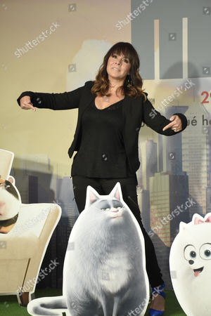 Editorial picture of 'The Secret Life of Pets' film photocall, Mexico City, Mexico - 13 Jul 2016