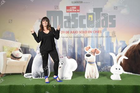 Stock Photo of Ana Maria Simon