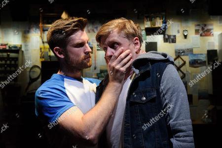 Mike Evans (Bogeyman), and Gerard McCarthy (David Holthouse).