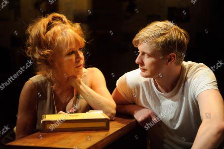 Amy Van Nostrand (Bogeyman's Mother), Gerard McCarthy (David Holthouse)