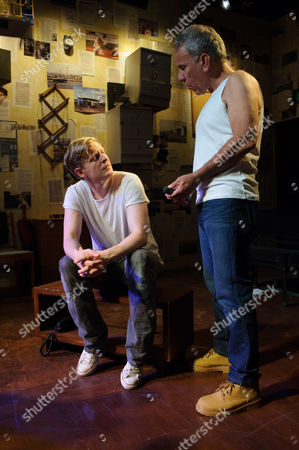 Gerard McCarthy (David Holthouse), John Moraitis (Bogeyman's Father)