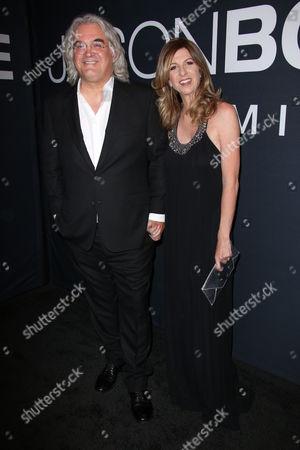Stock Image of Joanna Greengrass and Paul Greengrass