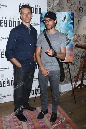 Ben Shenkman and Paulo Costanzo