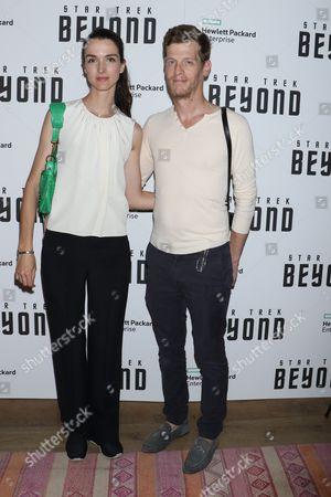 Zoya Loeb and Damian Loeb