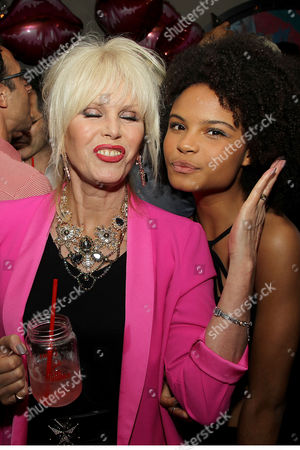 Editorial photo of Fox Searchlight Pictures Presents The New York Premiere of 'Absolutely Fabulous: The Movie' After Party held at Roof Club at Gramercy Park Hotel, USA - 18 Jul 2016