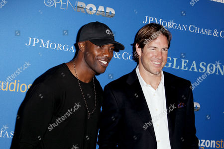 Editorial image of New York Premiere of Amazon Studios and Open Road's 'Gleason' Hosted by JPMorgan Chase & Co., Sports Illustrated, & The MMQB, USA - 18 Jul 2016