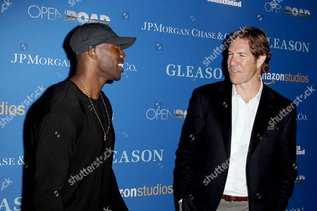 Editorial picture of New York Premiere of Amazon Studios and Open Road's 'Gleason' Hosted by JPMorgan Chase & Co., Sports Illustrated, & The MMQB, USA - 18 Jul 2016