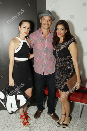 Berto Colon, Carolina Revaso, Laura Gomez